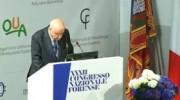 XXXII Congresso Nazionale Forense: intervento integrale di Enrico Moscoloni Consigliere Segretario Ordine Avv. Milano