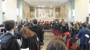 Giuramento per 120 giovani avvocati
