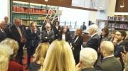 Auguri delle autorità e firma della convenzione per l'assistenza agli uffici giudiziari. L'Ordine al centro del tessuto sociale