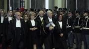 Inaugurazione anno giudiziario 2018. La giustizia in Italia migliora ma va sostenuta.