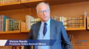 Vinicio Nardo: necessario un provvedimento normativo omogeneo per la gestione della crisi
