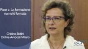 Fase 2. Cristina Bellini, Consiglio Direttivo Scuola forense