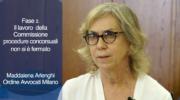 Fase 2. Maddalena Arlenghi, Coordinatrice commissione procedure concorsuali e esecuzioni immobiliari